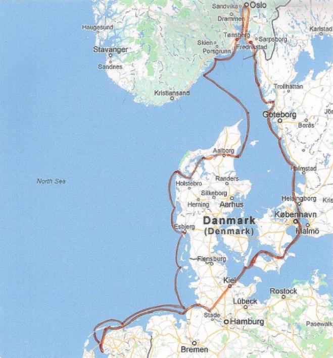 2012 noorwegen